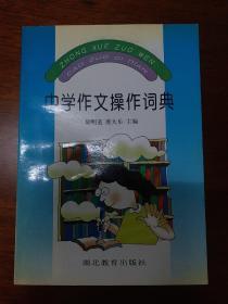中学作文操作词典