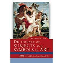 现货Dictionary of Subjects and Symbols in Art