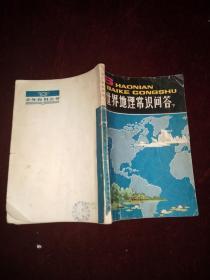 世界地理常识问答下