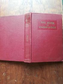 【2624  THE BOO OF KNOWLDGE 第3  1945年  英文原版  精裝.多插圖