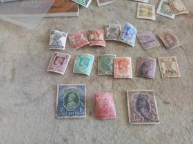 中外各国,,中外各国,,自晚清至当代珍稀邮票 721枚  【复补图】
