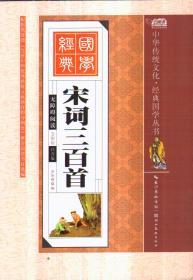 经典国学丛书 宋词三百首(无障碍阅读 全彩绘 注音版)