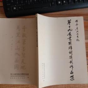 湖南省政法系统第十九届书画诗词摄影作品集