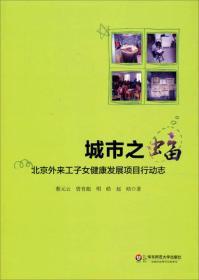 城市之蝠:北京外来工子女健康发展项目行动志