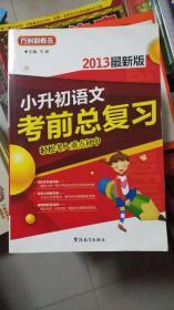 方洲新概念:小升初语文考前总复习(2013年最新版)