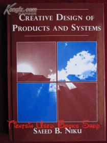 Creative Design of Products and Systems(英语原版 精装本)产品和系统的创新设计
