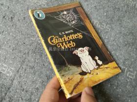 万叶堂 英文原版童书 charlottes web 夏洛的网 老版本