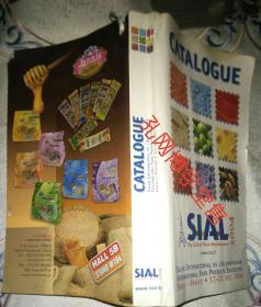 CATALOGUE SIAL2004(2004年糖浆目录)法文