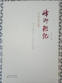 峰泖杂记 华亭风作品集