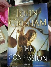 JOHN  GRISHAM   THE CONFESSION(忏悔)