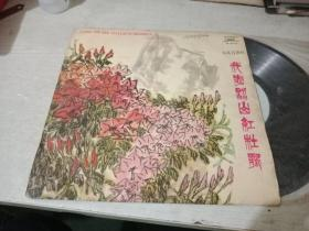 我爱韶山红杜鹃·黑胶唱片