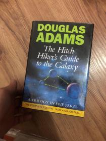 The Hitch Hikers Guide to the Galaxy:A Trilogy in Five Parts