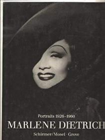 现货 Marlene Dietrich: Portraits, 1926-1960