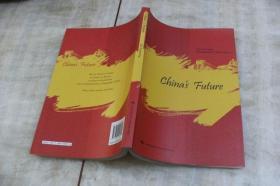 中国的未来(英文版  平装小16开  2012年8月1版1印  有描述有清晰书影供参考)
