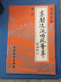 京剧老旦唱段荟萃
