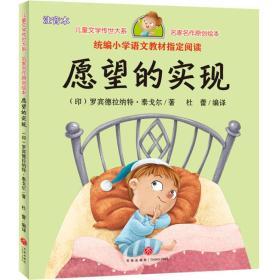 愿望的实现(享誉世界的经典作品,专为儿童打造的素质阅读书)