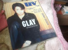 日本明星杂志 《UV》VOL.26  GLAY 约40页内容