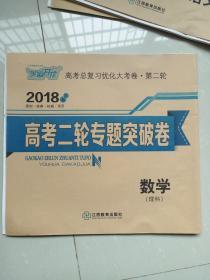2018 高考二轮专题突破卷  数学(理科)