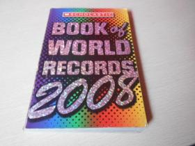 BOOK OF WORLD RECORDS 2008