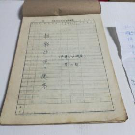 披轻纱的小提琴(中篇小说)手抄本
