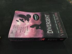 英文书 DIVERGENT