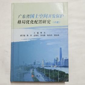 广东省国土空间开发保护格局优化配置研究(中册)