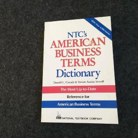 NTCS AMERICAN BUSINESS TERMS Dictionary【ntcs美国商业术语词典】