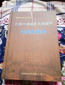 云南大姚铜矿关闭破产实践与探索。小16开本443页。一号箱!