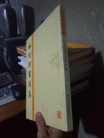 林则徐书法集 2005年一版一印 精装 未阅美品 铜版彩印.