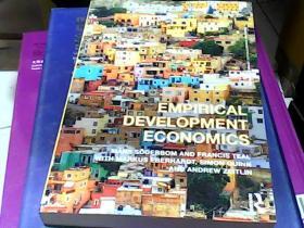 EMPIRCAL DEVEL OP MENT ECONOMICS   发展经济学   英文原版