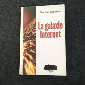 法文原版 Manual Castells La galaxie Internet【人工互联网】