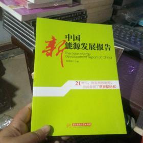 中国新能源发展报告(靳晓明)
