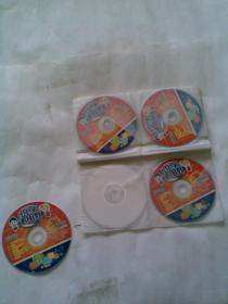 识字不用教1——20(20张DVD光盘)