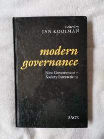 MODERN GOVERNANCE  16开