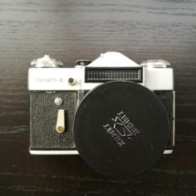 老相机 胶卷照相机 3EHNT-E 镜头HELIOS-44-2 2/58