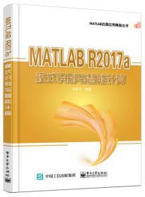 MATLAB R2017a模式识别与智能计算