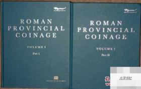 大英博物馆《罗马古币》2卷全,大量图录,1992年出版