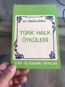 ALI PUSKULLUOGLU TURK HALK OYKULERI  陆境明签