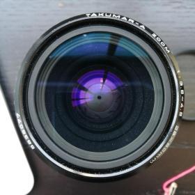 照相机 镜头 TAKUMAR-A ZOOM 28-80mm 3.5-4.5