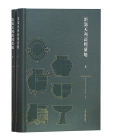 新郑天利两周墓地(全二册)