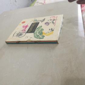 中国古代寓言【全6册】盒装【库存书内页未阅】英文版