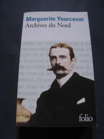 Archives du Nord (Le labyrinthe du monde II) 2015年法国印刷 法语原版