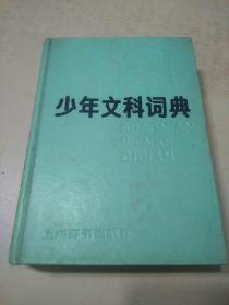 少年文科词典