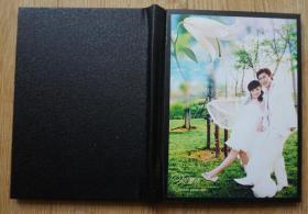 天使恋歌照片册高20.5厘米宽15.5厘米9品相