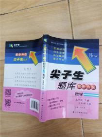 尖子生题库:数学5年级上册 R版