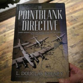 英文原版小说the pointblank directive