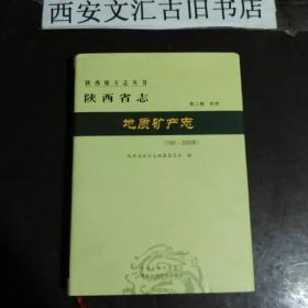 陕西省志 地质矿产志.(1991—2000)