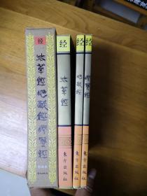 《佛教画藏》系列丛书:经部(法华经 地藏经 胜鬘经)1函3册