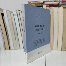 隆安律师实务与学术丛书:网络游戏法律理论与实务(包快递)