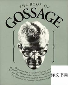 【包邮】The Book of Gossage 八卦记,1995年出版